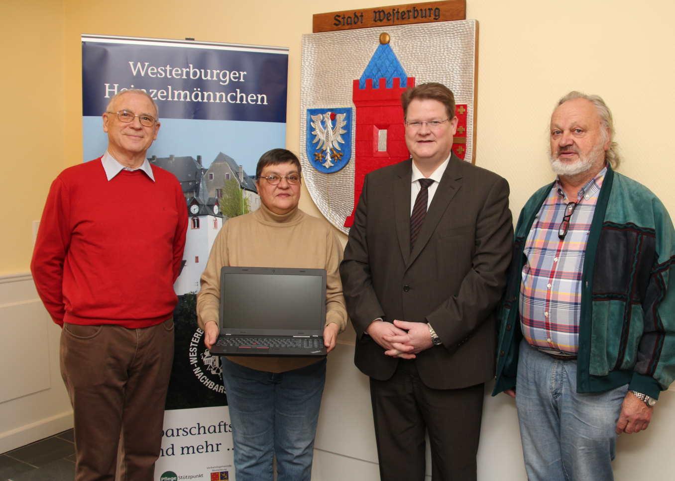Nachbarschaftshilfe westerburg ist vielseitig aktiv for Westerburg kuchen