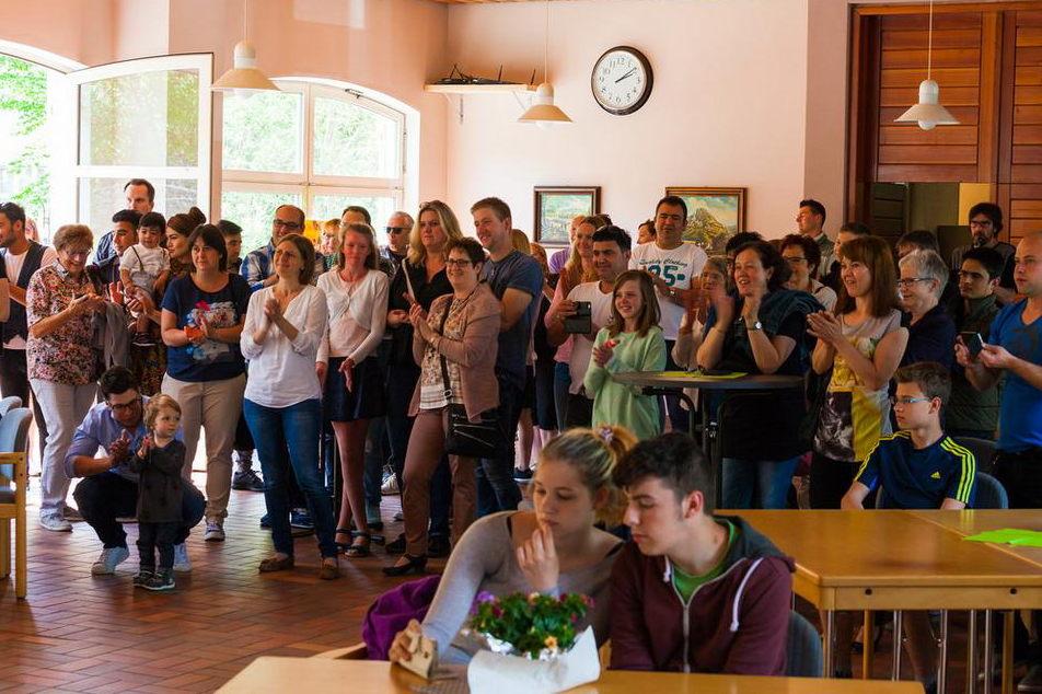 Verschiedene nationalit ten trafen sich beim for Westerburg kuchen