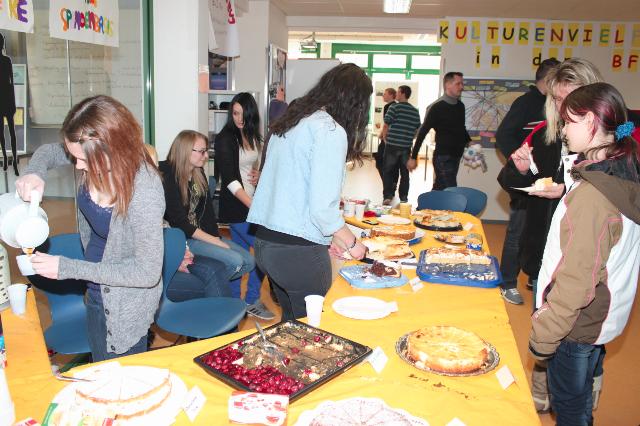 Die berufsbildende schule westerburg ffnete ihre t ren for Westerburg kuchen